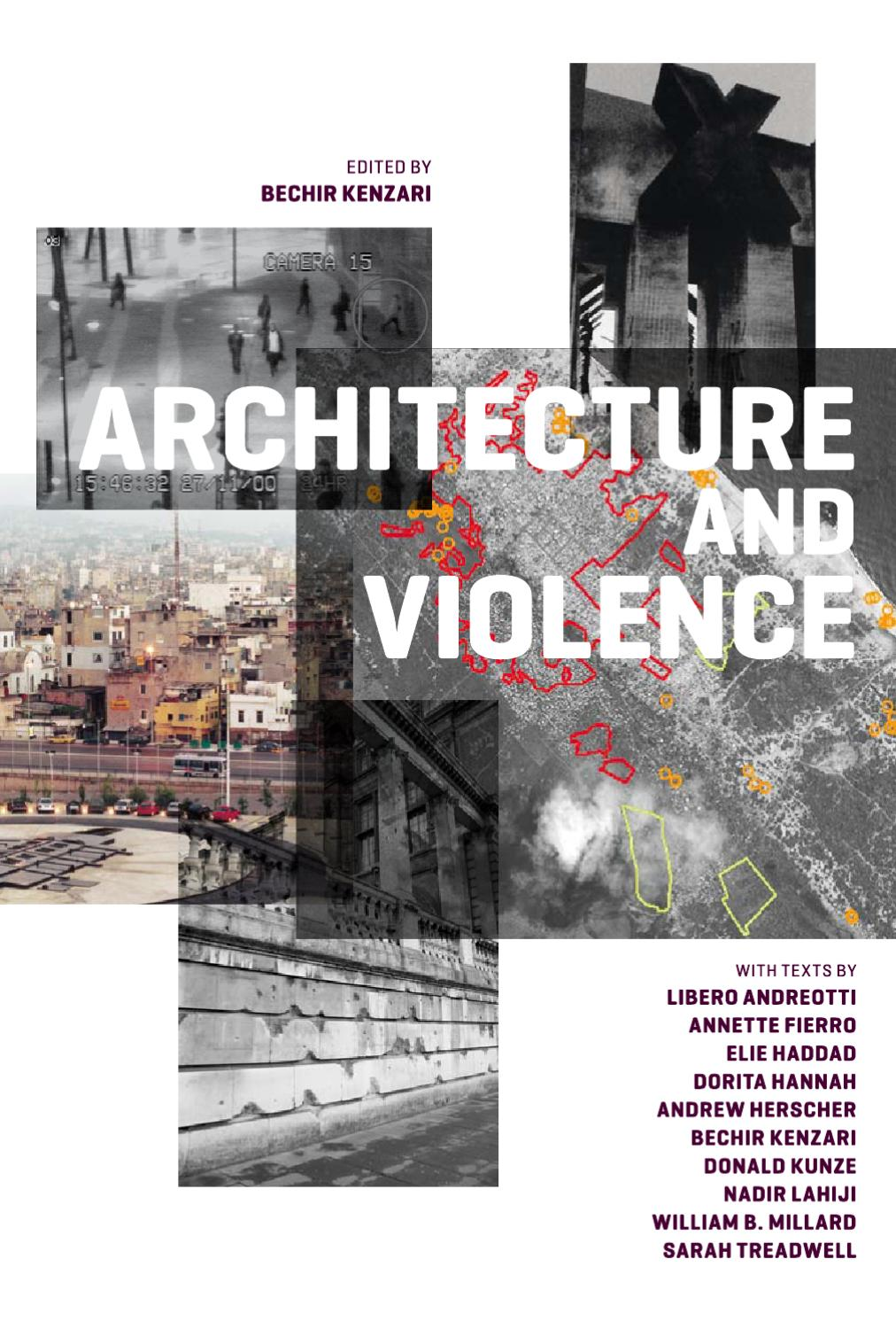 Architecture and Violence by Actar Publishers - issuu
