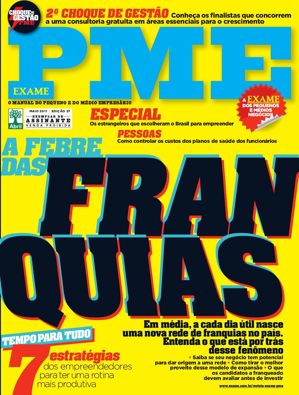 Edição 37 da Revista EXAME PME by Revista EXAME - issuu 36512fb233