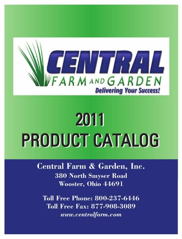 Central Farm & Garden by Lee Publications - issuu