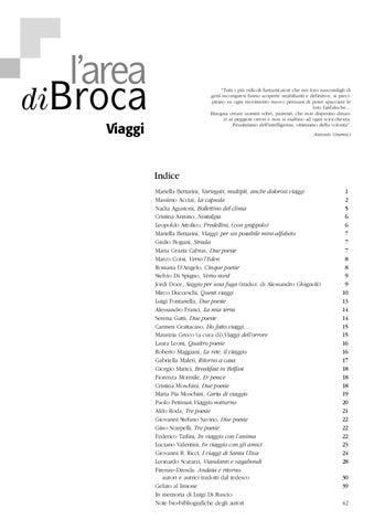 367bdbcd8a8b L area di Broca - n. 93 by Poesia 2.0 - issuu