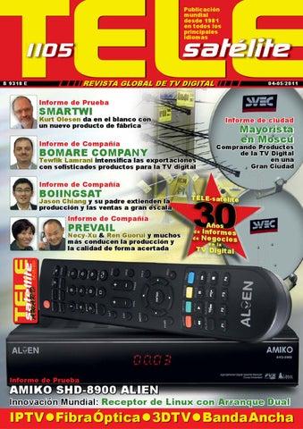 TELE Publicación mundial desde 1981 en todos los principales idiomas 69a201f31
