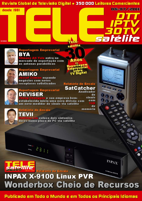 por TELE-satellite 1007 by Alexander Wiese - issuu