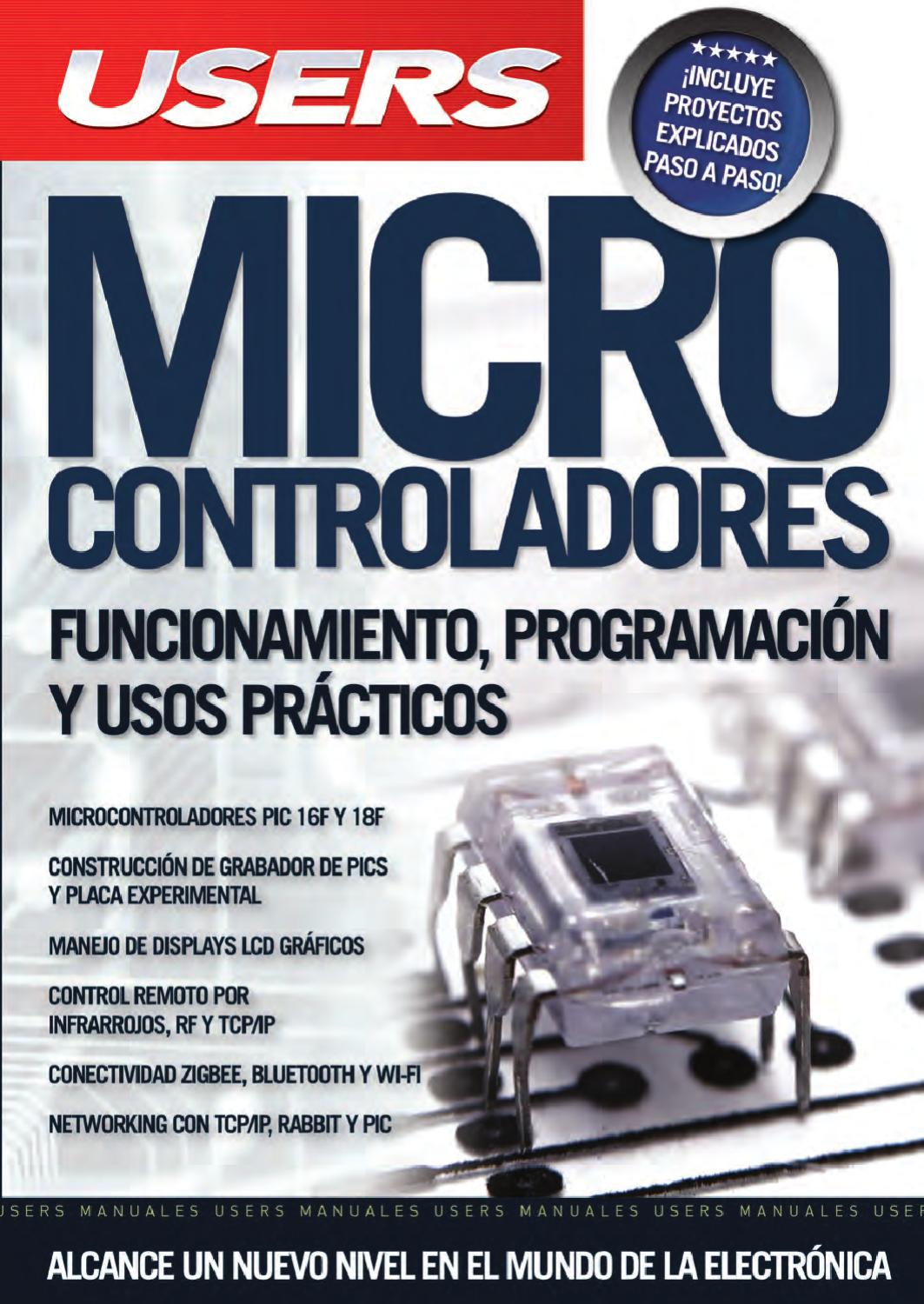 Microcontroladores By Redusers
