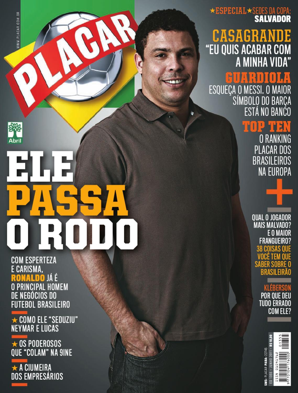 Placar Edicao Junho 1355 by Revista Placar - issuu b357b457762cc