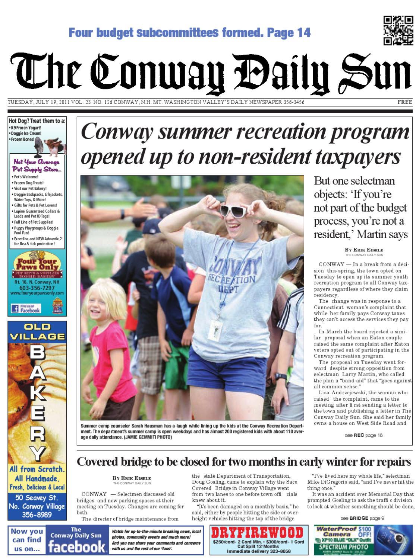9142ed9b2de18 The Conway Daily Sun