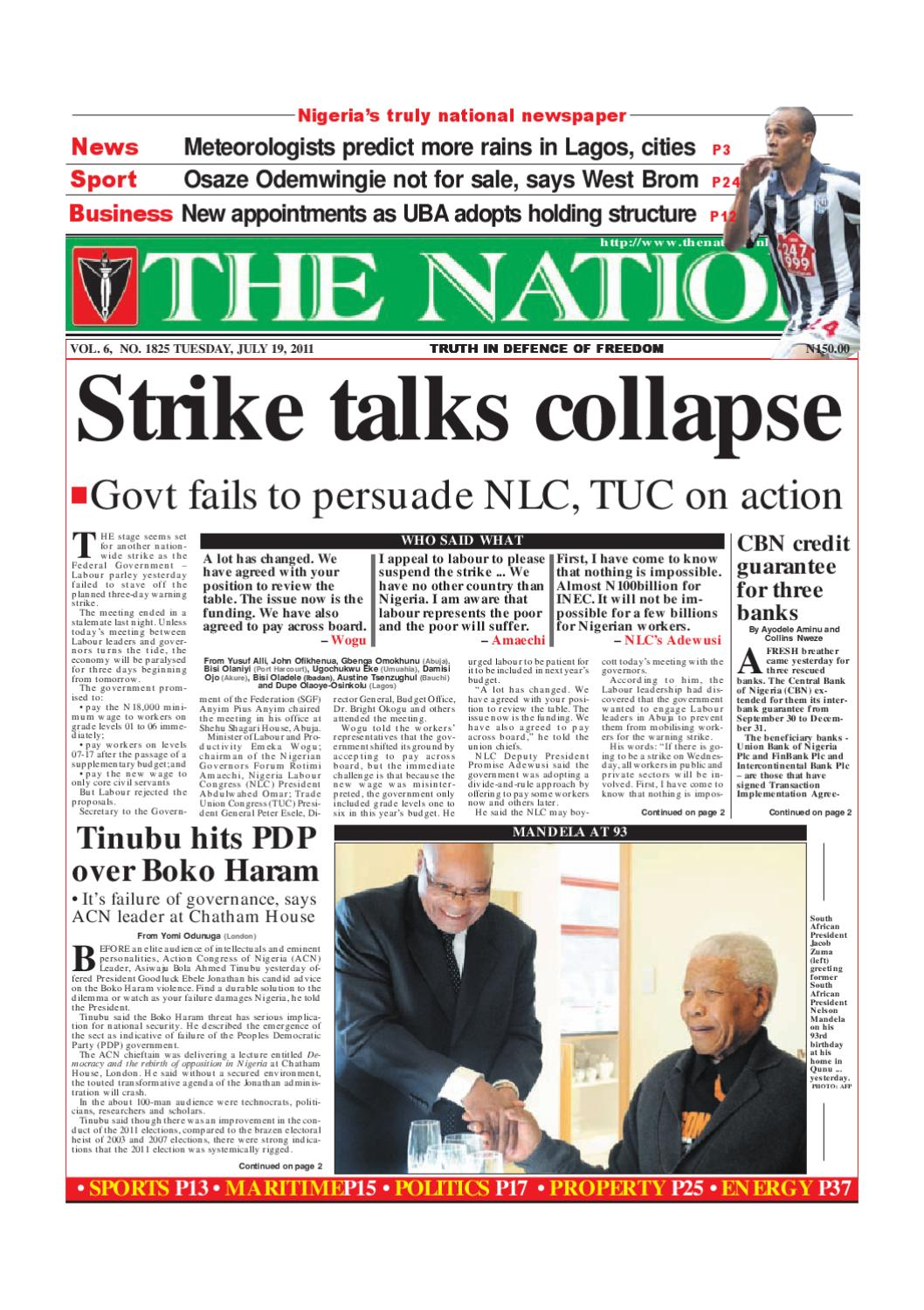 The Nation July 19 2011 by The Nation - issuu