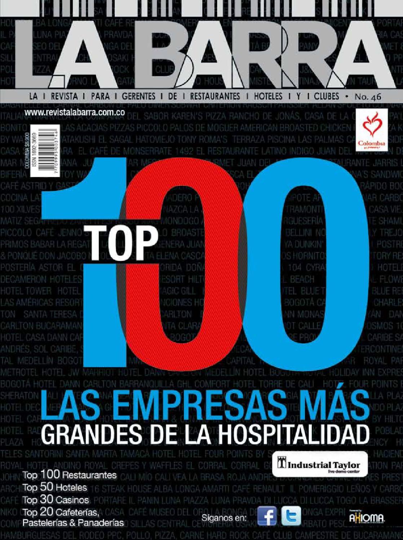 Revista La Barra Edicion 46 by Axioma Comunicaciones S.A.S. - issuu