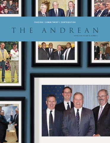 The Andrean - Spring 2008 by St  Andrew's College - issuu
