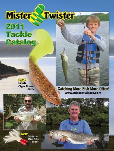 """6 pack 3/"""" curly twister tail Bait chartreuse fishing bass walleye lure grubs"""