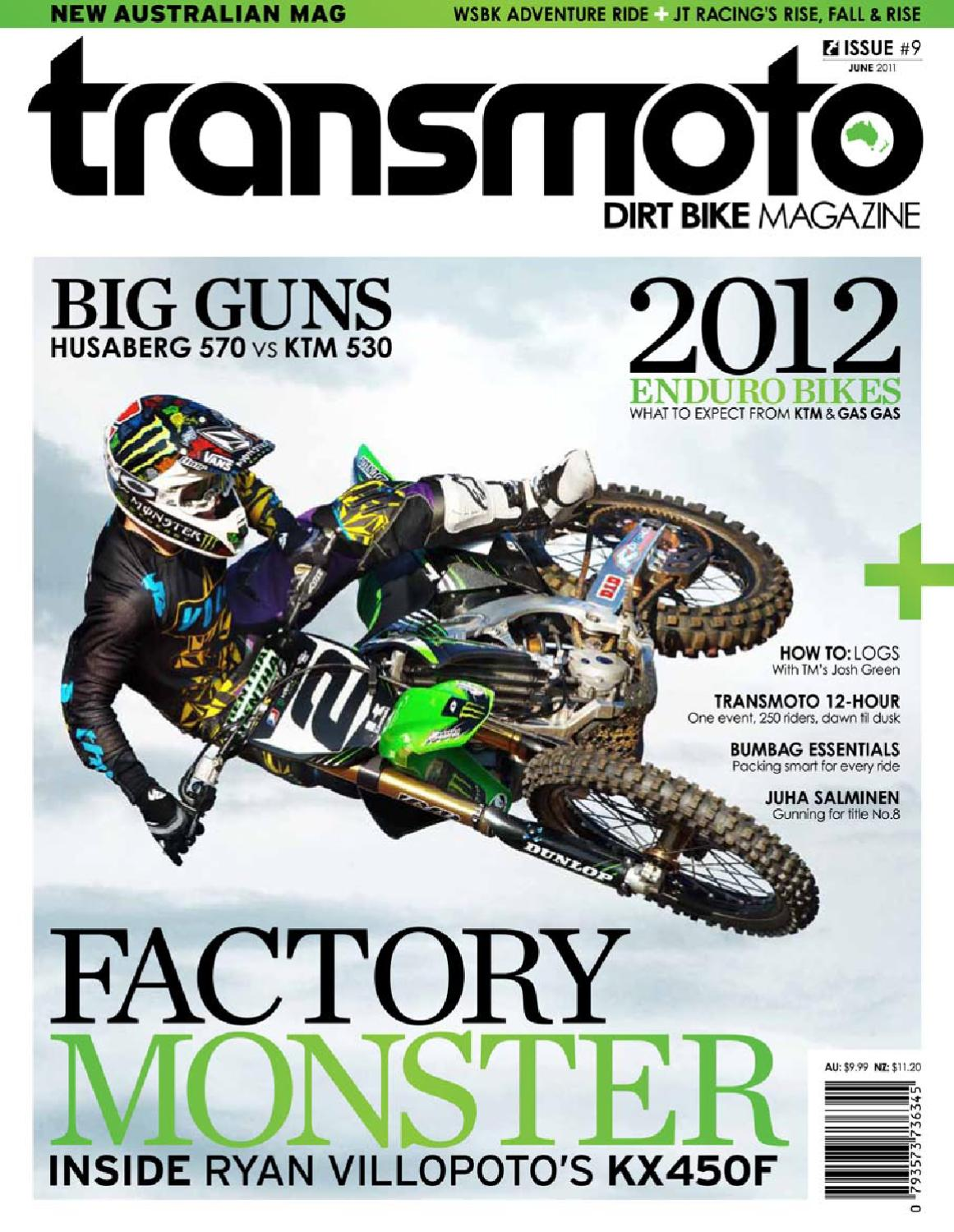 Transmoto Issue 9 by Transmoto - issuu