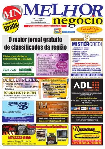 884bc28c0c Jornal Melhor Negócio Ed. 11 by Melhor Negocio 2011 - issuu