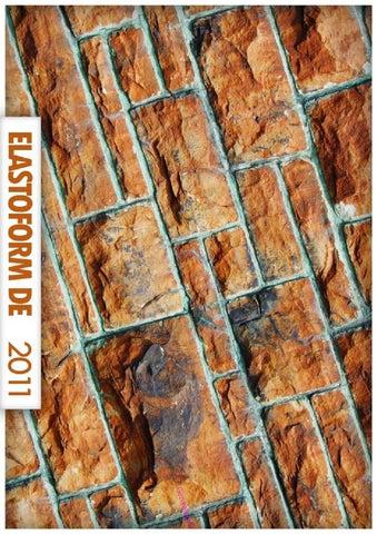 bb692f4b09a KATALOG - ELASTOFORM 2011 by Flyover