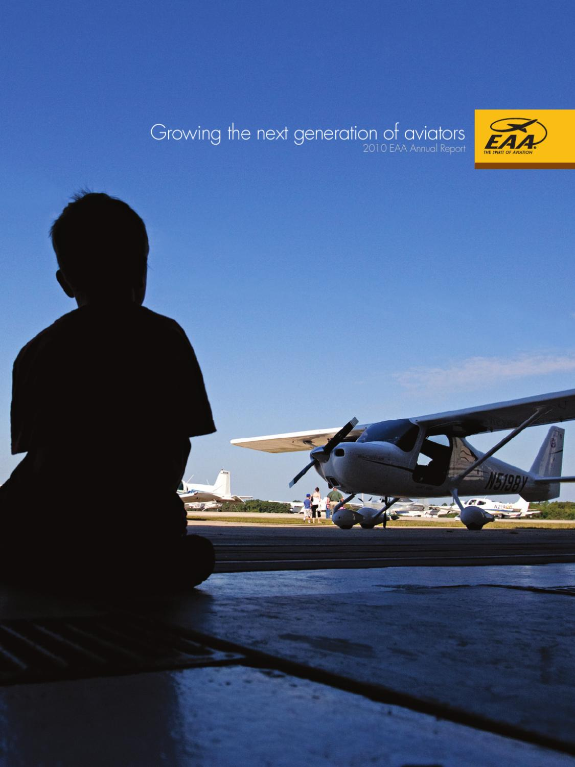 EAA Annual Report 2010