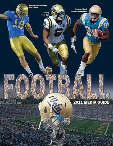 bc3d07fc08f 2011 UCLA Football Media Guide by UCLA Athletics - issuu