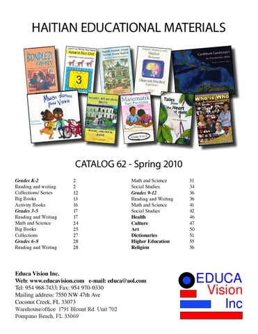 educa vision catalog 2 by Livingston Graham - issuu