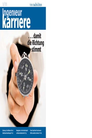 Ingenieur Karriere By Susanne Förster Issuu