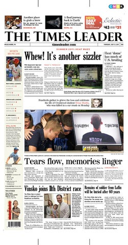 Times Leader 07-21-2011 by The Wilkes-Barre Publishing Company - issuu 2e41fe06e