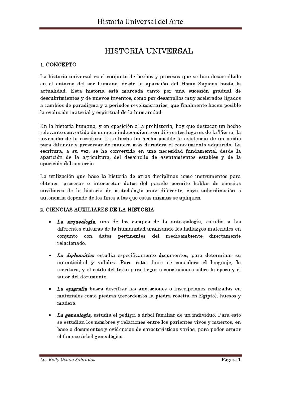 Historia del arte universal by Javier Garcia - issuu