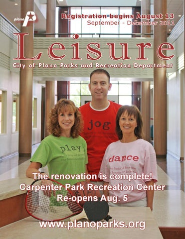 801f98818d Parks and Recreation Leisure Catalog by Plano Parks and Recreation ...