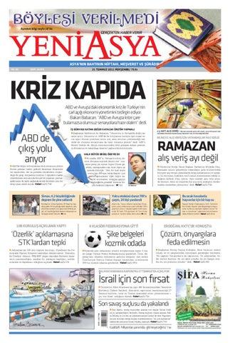 21 Temmuz 2011 By Euro Nur Issuu