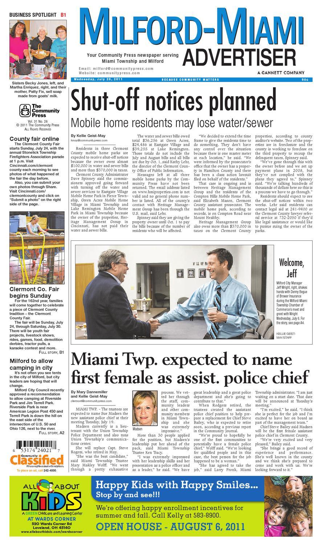 30420dd4e6 milford-miami-advertiser-072011 by Enquirer Media - issuu