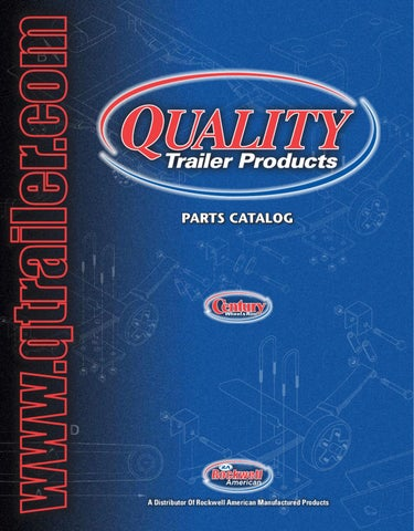 quality trailer parts catalog by rockwell american issuu    kubota rv t900 fuse box #33