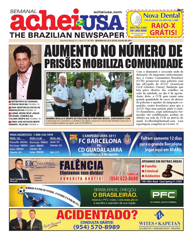 9a95a4f9c4 AcheiUSA 358 by AcheiUSA Newspaper - issuu