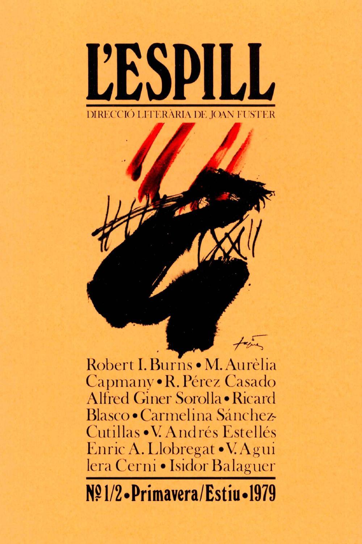 L Espill N Mero 1 2 Primavera Estiu 1979 By Faximil Edicions  # Muebles Pitarch Borriol