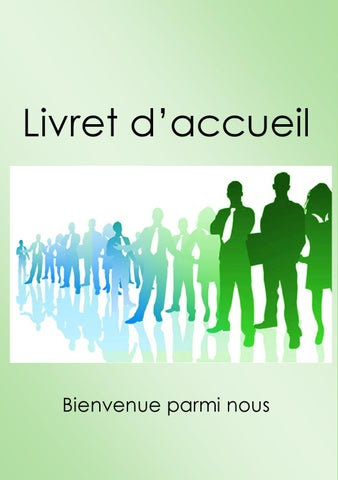 Livret D Accueil Al Amana By Meftah Mohammed Issuu