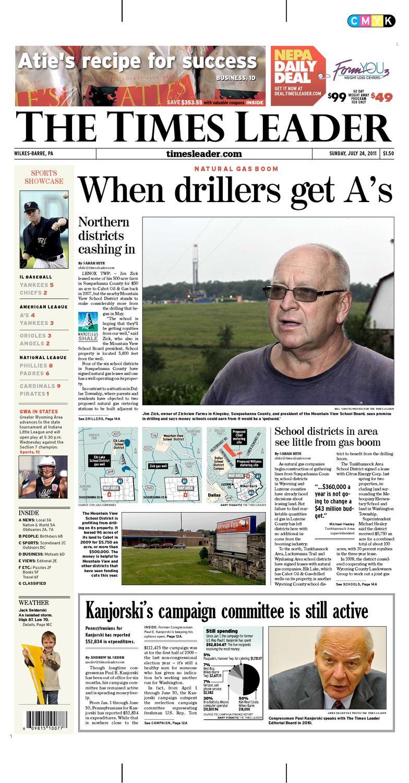 219ccaeb4cb4b Times Leader 07-24-2011 by The Wilkes-Barre Publishing Company - issuu