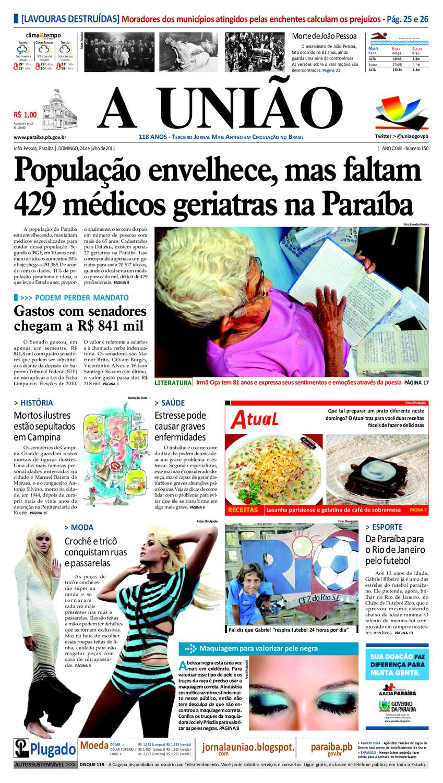 c9f8d31a48 JORNAL A UNIÃO by Jornal A União - issuu