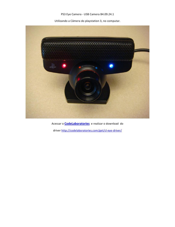 pilote usb camera b4 09.24 1