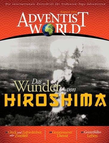 AW August de 2011 by Adventist World Magazine - issuu