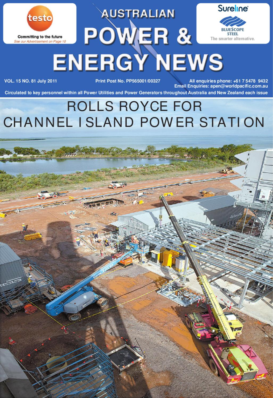 Apen By Australian Main Roads Construction News Issuu Household Circuits Ausgrid