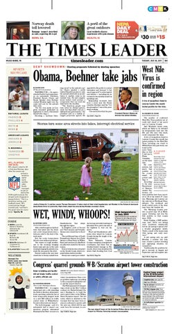 Times Leader 07 26 2011 by The Wilkes Barre Publishing