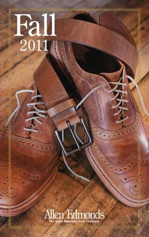 Allen Edmonds Fall 2011 catalog