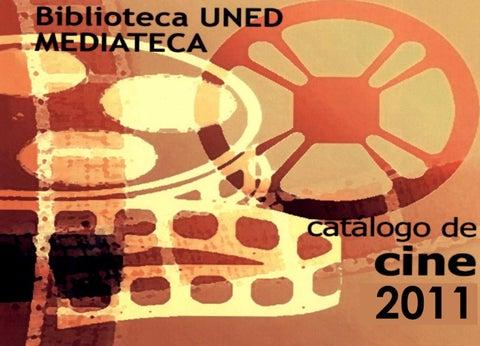 De Catálogo By 2011 Mediateca Cine Mediatecauned Issuu Nn0vmwO8