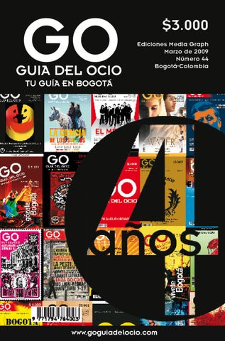 Go Gua Del Ocio Edicin 44 By Go Gua Del Ocio Issuu