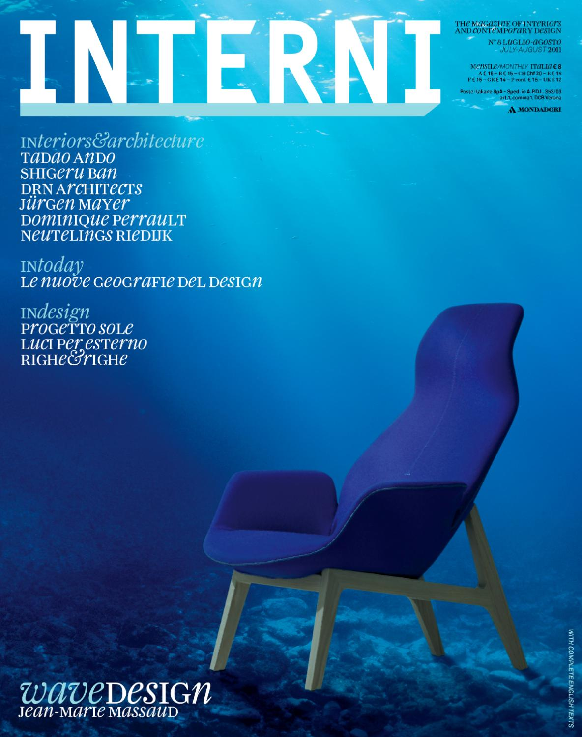 best cheap 6a73b f6ea9 Interni Magazine 613 by Interni Magazine - issuu