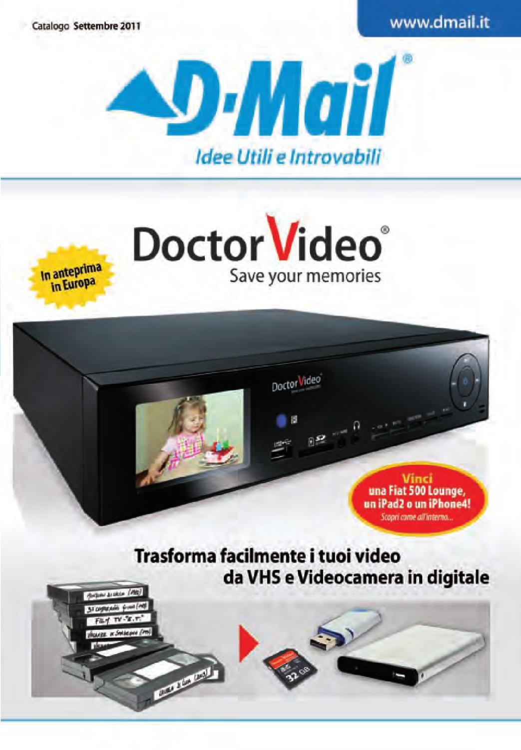 d mail settembre 2011 it by venro direct srl issuu On catalogo dmail it
