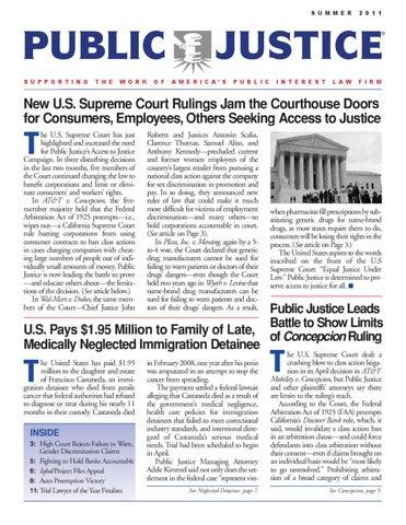 Public Justice by Barbara Sgouros - issuu