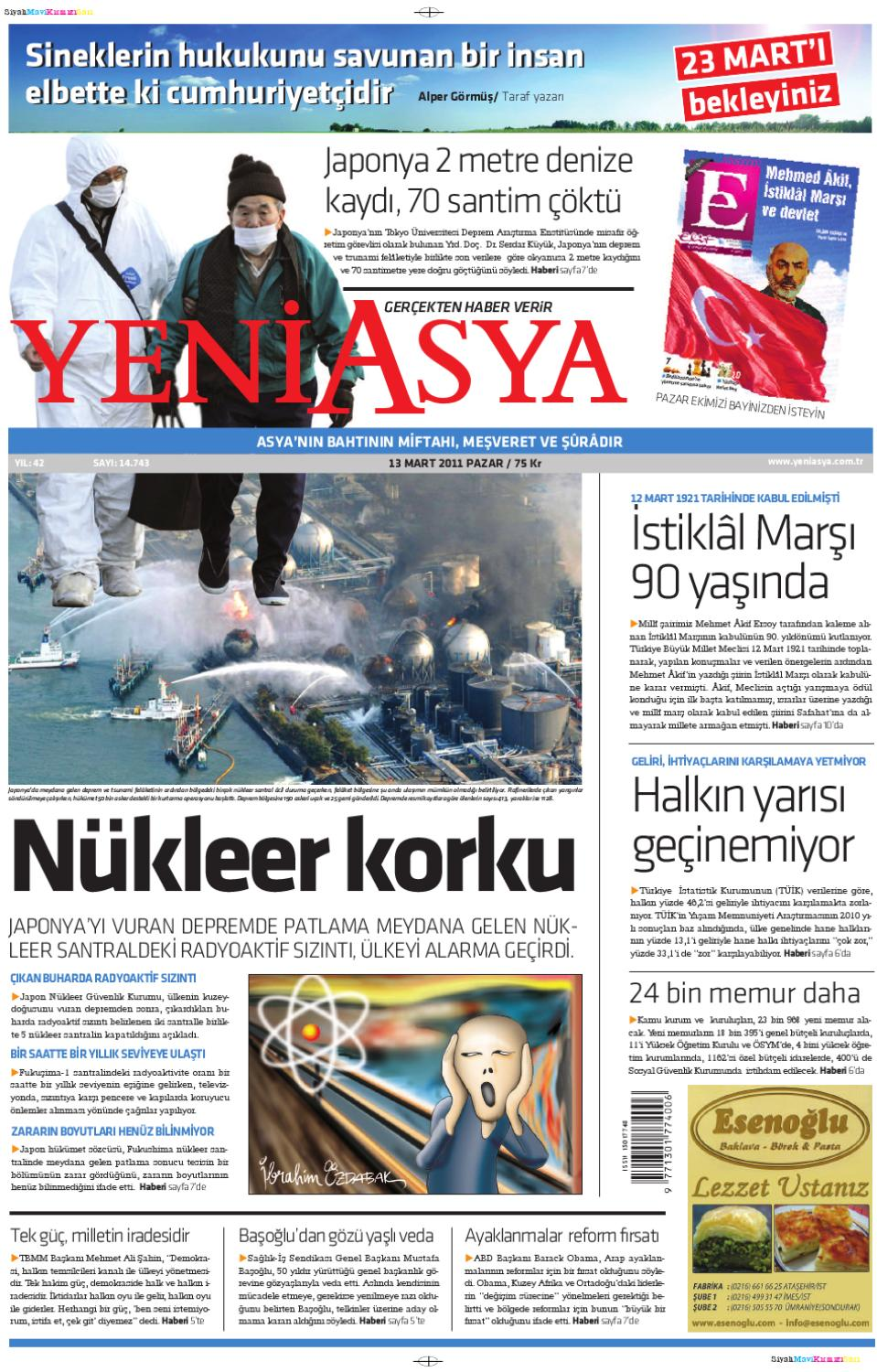 13 Mart 2011 By Euro Nur Issuu
