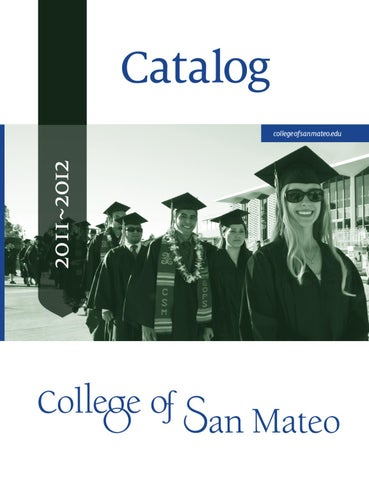Csm 201112 catalog by college of san mateo issuu page 1 fandeluxe Choice Image