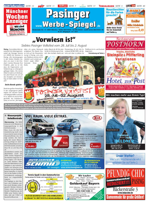 KW 30-2011 by Wochenanzeiger Medien GmbH - issuu