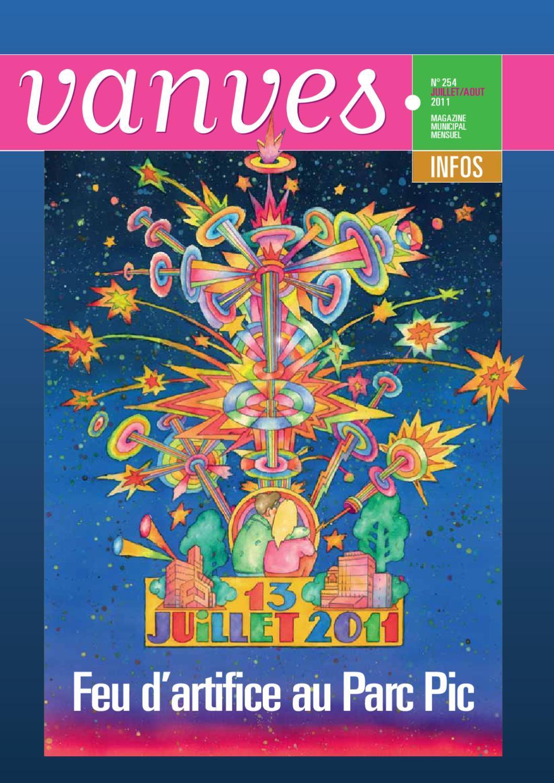 Vanves Infos N 254 Juillet Août 2011 By Mairie De Vanves
