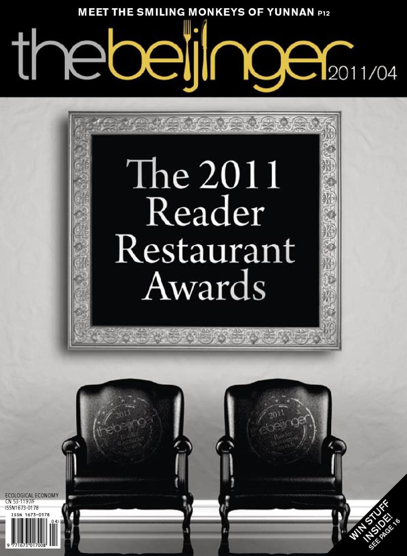 the Beijinger April 2011 by The Beijinger Magazine - issuu