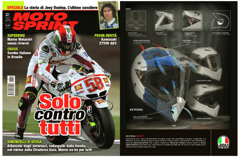9c1201520c33 24 maggio - Motosprint 21 by Divisione Multimedia Sport Network SRL - issuu