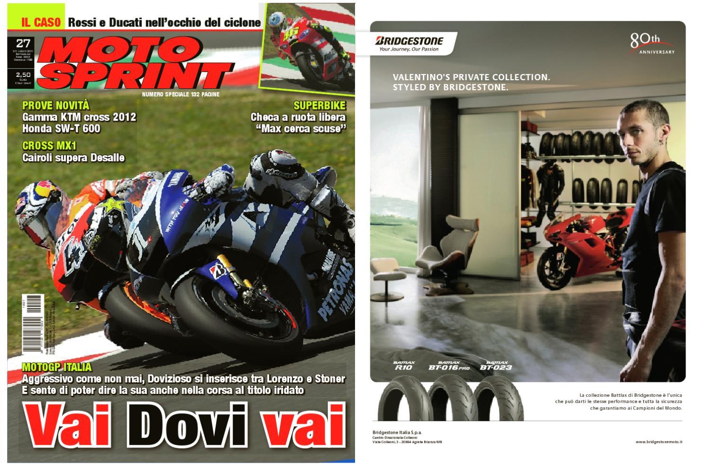 5 luglio 2011 Motosprint 27 by Divisione Multimedia Sport