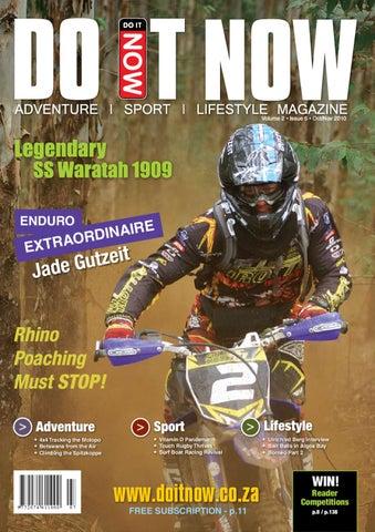 cb6fdd3bda9 DO IT NOW Magazine  7 - Adventure