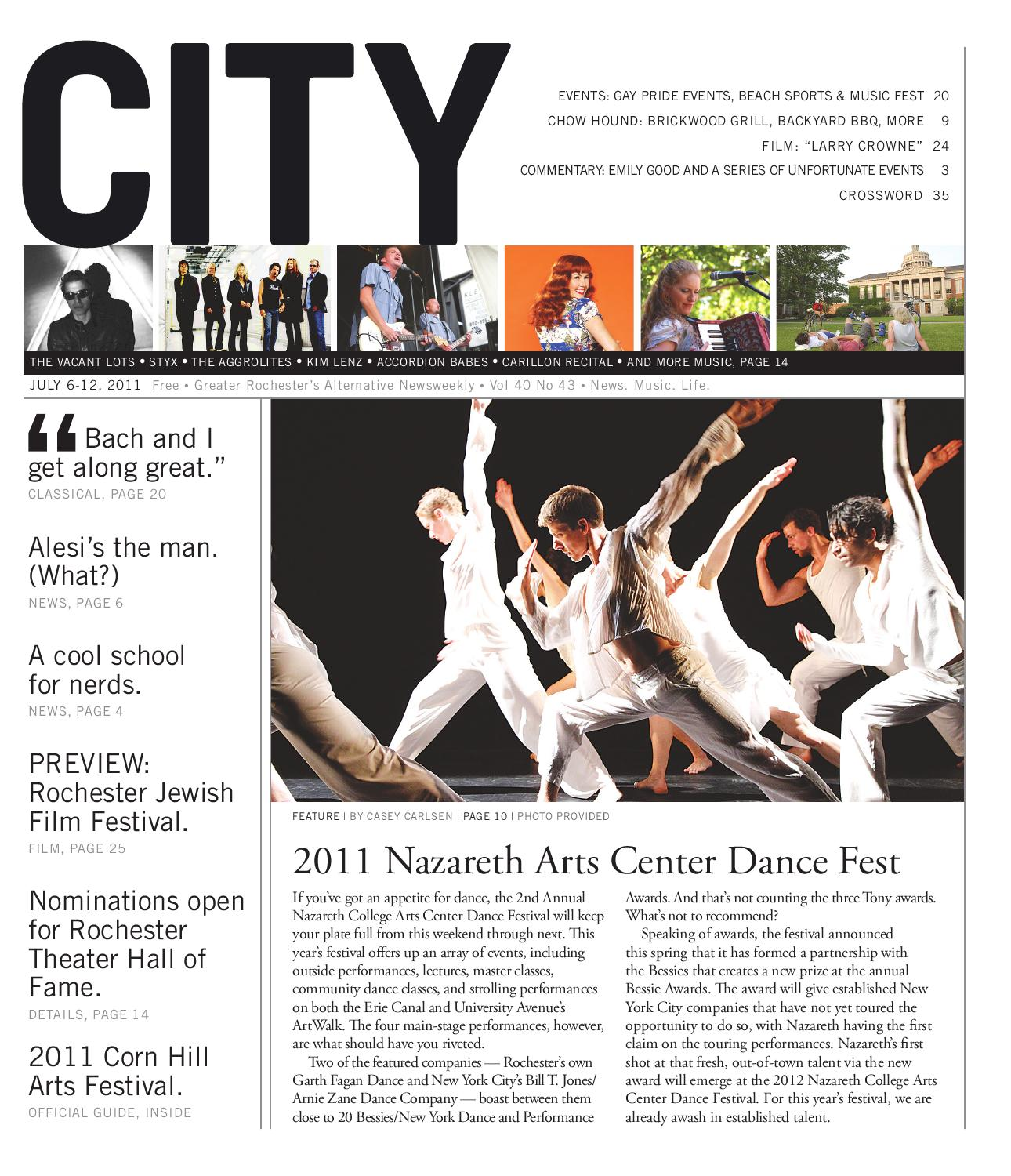 July 6 12 2011 CITY Newspaper by Rochester City Newspaper issuu
